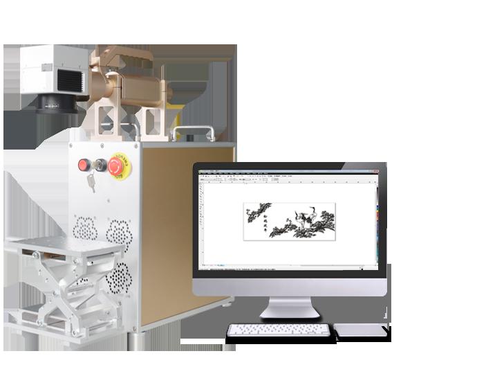 东莞激光打标机厂家供应设备案例