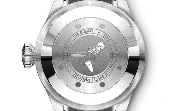 金属手表链激光打标