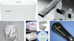 激光打标机助力卫浴行业高速发展